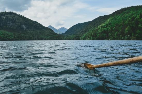 oar-in-the-water
